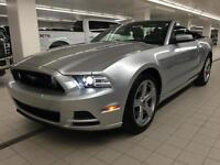 2014 FORD MUSTANG CUIR CONVERTIBLE GT