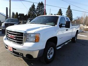 2010 GMC SIERRA 2500HD -