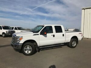 2015 Ford F-350 XLT-FX-4-PST PAID-CC- 4X4