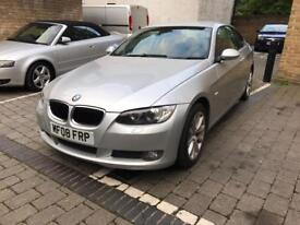 BMW 3 SERIES 320i SE 2008 COUPE (NOT MERCEDES AUDI VOLKSWAGEN FORD)