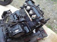 Kawasaki ZZR 1200 Engine £500. Excellent condition 07870516938