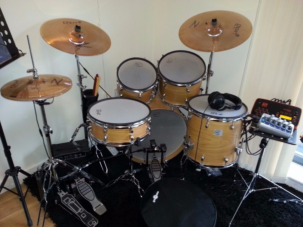 jobeky 2box electronic drum kit standard pro custom very good conditions in chingford