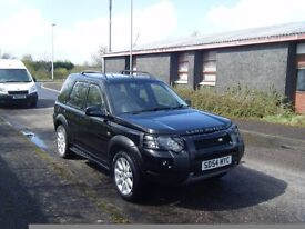 FACELIFT MODEL 2004 54 LAND ROVER FREELANDER 4X4 TD4 NEW MOT LOW MILES LOVELY EXAMPLE