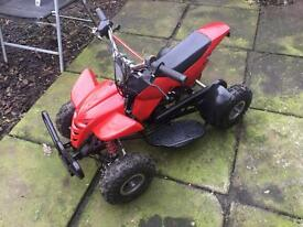 50 cc quad swap for w.h.y