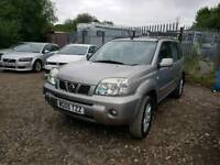 05 PLATE NISSAN X TRAIL. 4x4. PX WELCOME