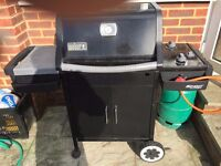 Weber Spirit 210 Gas BBQ - Used but good condition