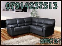 THIS WEEK SPECIAL OFFER LEATHER SOFA Range 3 & 2 or Corner Cash On Delivery 6885