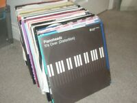 """125 x 12"""" 1990's Dance Music Records Collection Job Lot..."""