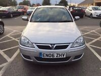 Vauxhall Corsa Automatic 1.4 SILVER | CLEAN BEAUTIFUL CAR | MOT TILL 18 Sep 2017
