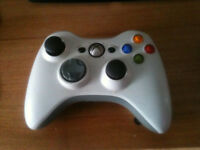 Xbox 360 wireless controller halo ltd edition fully working