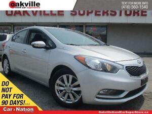 2015 Kia Forte 1.8L LX+| SUNROOF | BLUETOOTH | ACTIVE ECO |