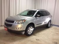 2010 Chevrolet Traverse 2010 Traverse 8 Passenger, Certified and