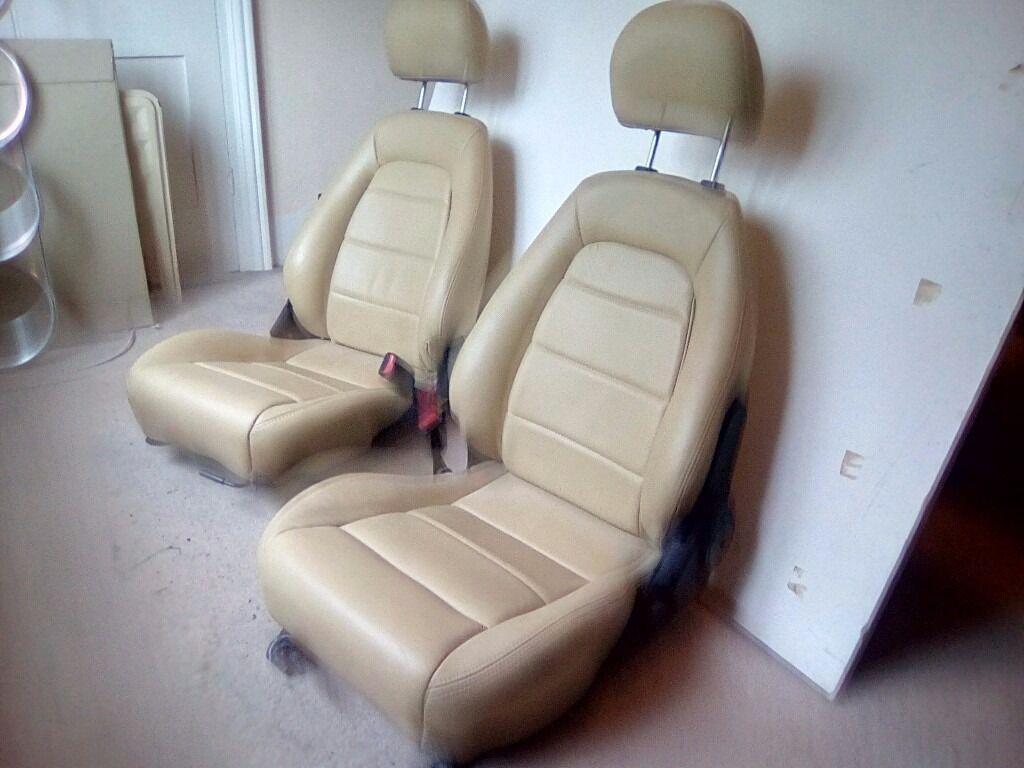 Mazda Mx5 Eunos Mk1 Mk2 Leather Seats In Blandford