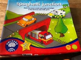 Orchard Toys Spaghetti Junction