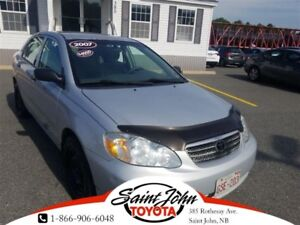 2007 Toyota Corolla CE !!! $4000 ON THE ROAD!!!
