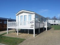 2008 Willerby Winchester for sale on stunning south facing plot at Percy Wood Country Park