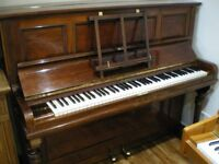 J&J Hopkinson Upright Piano For Sale----------Free Delivery
