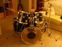 Drum Kit and Cymbals for sale