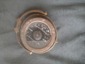 old compass of the ship