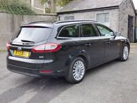 Mint 2013 Ford Mondeo 1.6 TDCi ECO Zetec Business 5dr estate trade in welcome,credit cards accepted