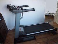 JTX motorized treadmill/running machine