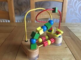 MELISSA AND DOUG WOODEN TOY