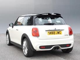 MINI Hatch COOPER S (white) 2015-09-01