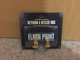 Flash Point Expansion Set - Veteran & Rescue Dog