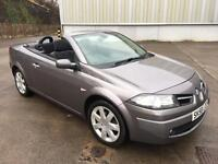 Stunning 2008 58 Renault Megane 1.9Dci 130 Convertible **2 Owners+Full History+1 Years Mot**
