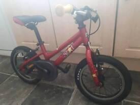 """Carrera Star 14""""wheel bike"""