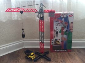 Dickie Toys Building Team, perfect condition