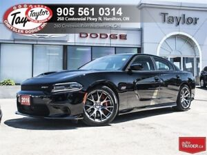 2016 Dodge Charger SRT 392 w/Tech Group, Audio Group, Navi, Lagu