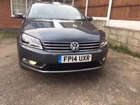 Volkswagen Vw Passat 140 bhp Tdi executive 2014