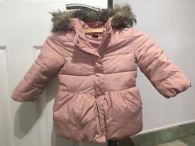 Girls Gap coat