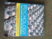 Psychology - The science of Mind and behaviour 3rd edition