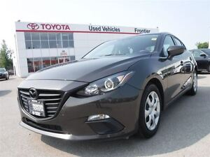 2016 Mazda MAZDA3 SPORT GX Navigation / Backup Camera