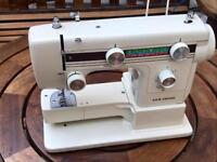 New Home Electric Sewing Machine Model 648 made by Janome