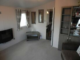 STUNNING LUXURY STATIC CARAVAN FOR SALE @ WHITLEY BAY HOLIDAY PARK ON NORTH EAST COAST NR SANDY BAY