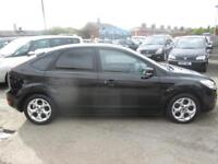 FORD FOCUS 1.6 TDCi Sport 5dr [110] [DPF] (black) 2011