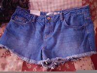 Denim Newlook Shorts