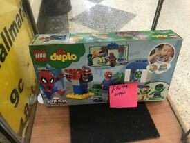 LEGO DUPLO HERO 10876 NEW