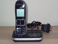BT7610 Cordless Telephone with Answering Machine (Nuisance Call Blocker) - £10