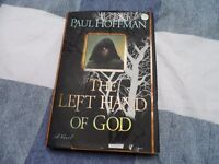 Book (Very Good) - The Left Hand of God (Paul Hoffman)