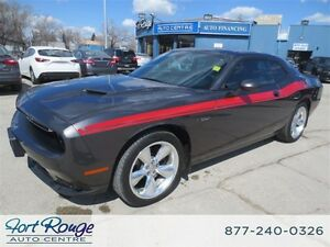 2015 Dodge Challenger R/T PLUS - SUNROOF/REMOTE START