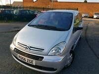CITREON XSARA PICASSO 1.6ltr HDI (DIESEL) *** HPI CLEAR - DELIVERY AVAILABLE ***