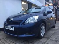 Toyota Verso 1.6 V-Matic T2 5dr (5 Seat) FULL SERVICE HISTORY