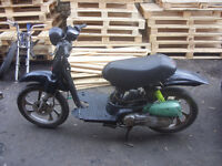 honda sgx 50 for parts or repair
