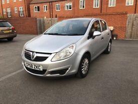Vauxhall Corsa Life 11 Months Mot £20 Tax