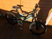 5 gear mountain bike
