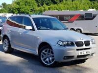 BMW X3 2.0 20d M Sport 5dr